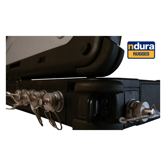 Qrv Systems Ndura Rugged Mil Spec Laptop
